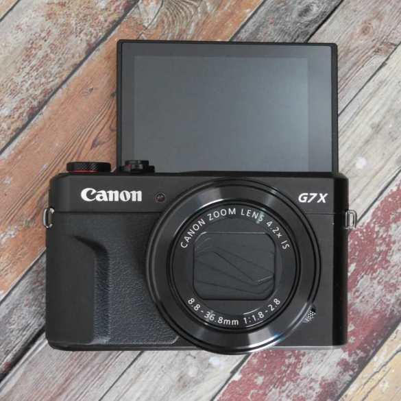 Review Canon PowerShot G7 X Mark II, Kamera Ringkas Andalan Vlogger & Traveller 10 Kamera saku