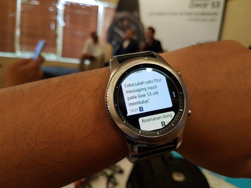 Samsung Gear S3 3