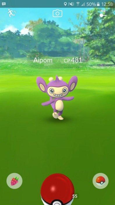 Update Pokemon GO (3)