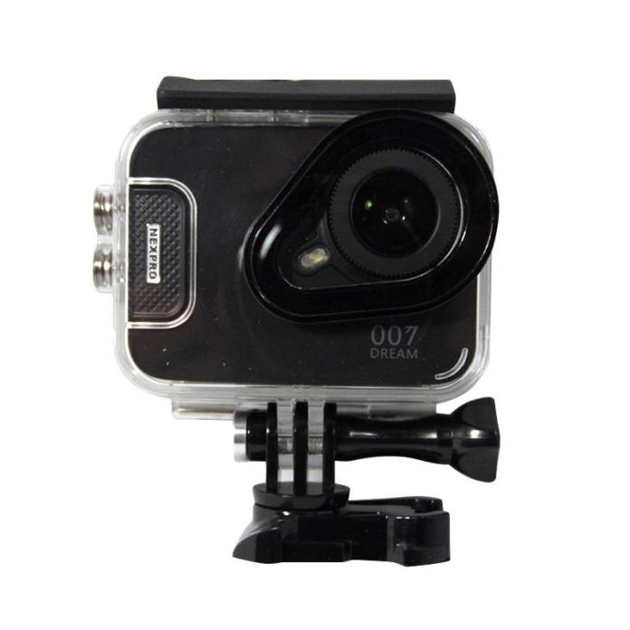 Nexpro Dream 007: Kamera Aksi dengan Fungsi Smartphone 1