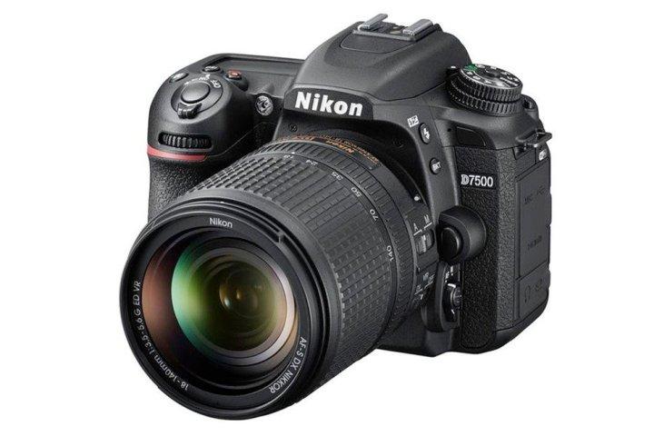 Nikon D7500 1