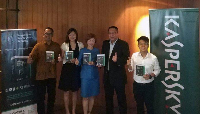 Kaspersky Small Office Security: Antivirus Terjangkau untuk UKM di Indonesia