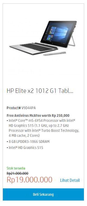 HP Elite x2 1012 G1-1