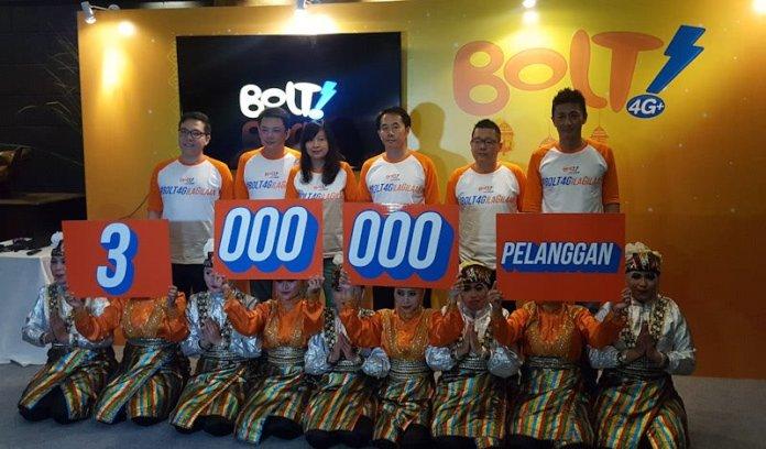 Luncurkan Program 4Gila-gilaan, Bolt Tawarkan Paket Internet Unlimited Tanpa FUP