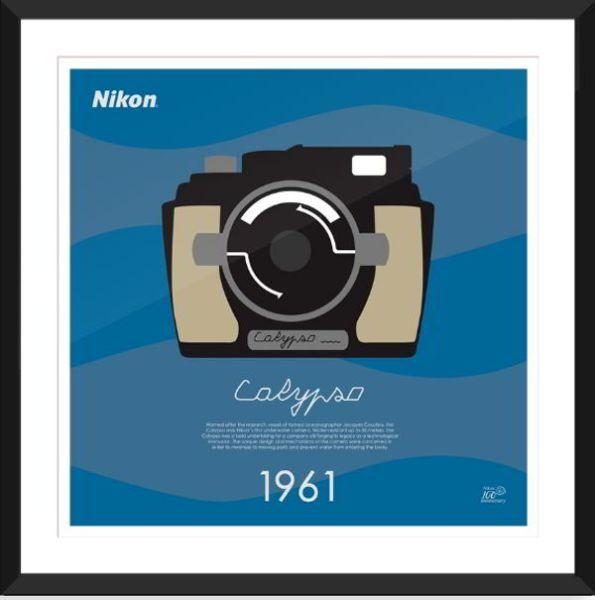 nikon poster 100th Anniversary Edition-2
