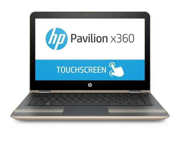 HP Pavilion x360 13-u170tu open