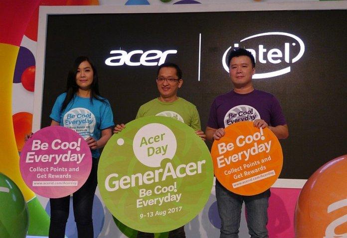 Pamerkan Jajaran Produk dan Inovasi Terbaru, Acer Indonesia Gelar GenerAcer Day 1