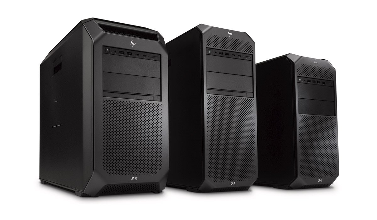 hp workstation z 1