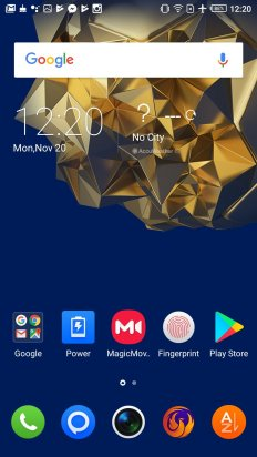 infinix note 4 screenshot-1