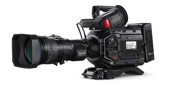 Blackmagic URSA Broadcast: Kamera Video Kelas Broadcast Seharga DSLR Full Frame