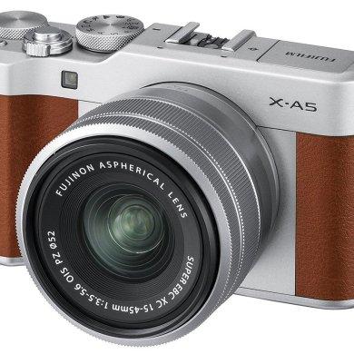 Fujifilm X A5 1