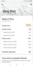 Xiaomi Redmi 5 Plus 3D Mark (2)