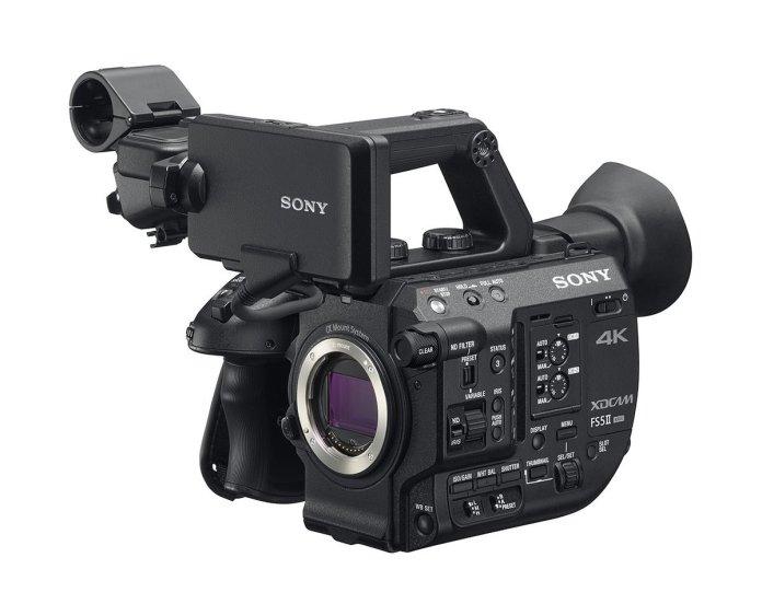 Sony FS5 II: Kamera Video Kelas Profesional yang Mendukung video 4K HDR dan RAW 120fps