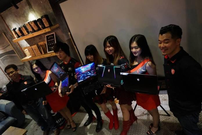 MSI Luncurkan Rangkaian Laptop Gaming dengan Prosesor Intel Coffee Lake 1