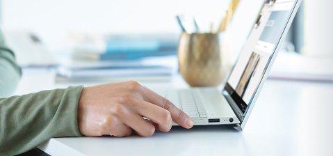 HP ENVY fingerprint