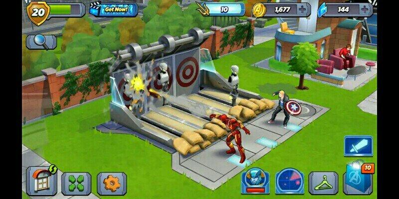 Setelah Nonton Avengers Infinity War, Ayo Mainkan Game Bertema Marvel