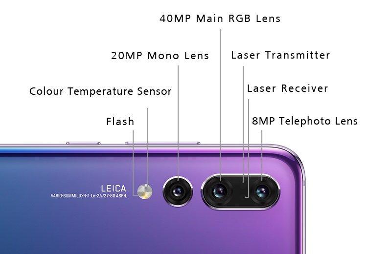 camera 3lens model mobi original