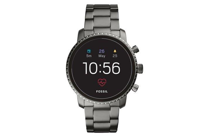 Fossil Q Venture HR dan Q Exploris HR,Smartwatch Android Wear dengan Dukungan NFC