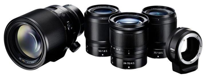 ... NIKKOR Z 50mm F1.8 S dan NIKKOR Z 35mm F1.8 S. Tidak hanya ketiga lensa  itu saja 208de452cc