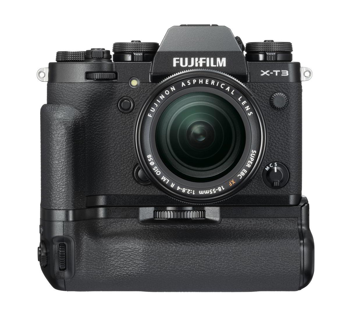 Fujifilm X T3 hitam battery grip