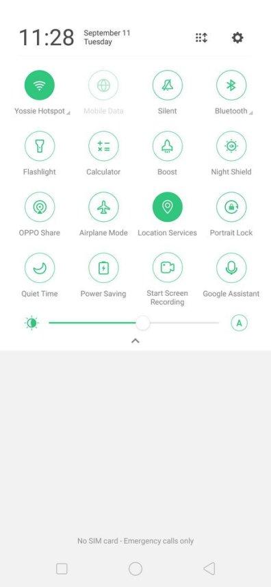 Oppo F9 ColorOS 5.2 (2)
