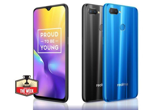 Gadget of The Week #19 2018: Realme U1, Jagokan Kamera Selfie dan Performa Gaming Mumpuni di Kelas Harga 2 Jutaan Rupiah 1