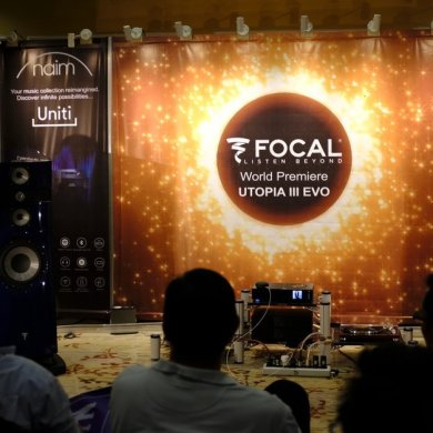 focal stella utopia em evo launch