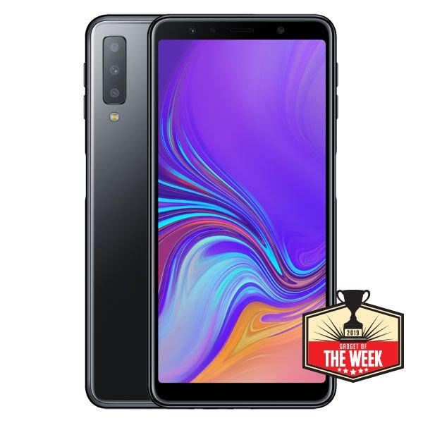Gadget of The Week #2 2019: Samsung Galaxy A7 (2018), Ponsel 3 Jutaan Rupiah dengan 3 Kamera Belakang 16 gadget of the week, harga, samsung, Samsung Galaxy A7 (2018), spesifikasi