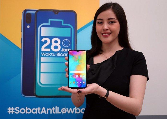 [Hands-On] Mencoba Samsung Galaxy M20: Smartphone 2 Jutaan dengan Baterai Besar dan Layar Infinity-V 1