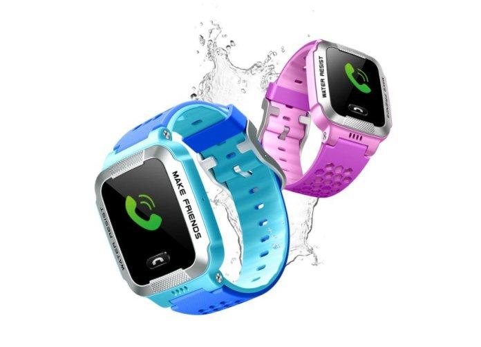 imoo Watch Phone Y1: Jam Tangan Anak dengan GPS dan Fitur Panggilan Telepon 1