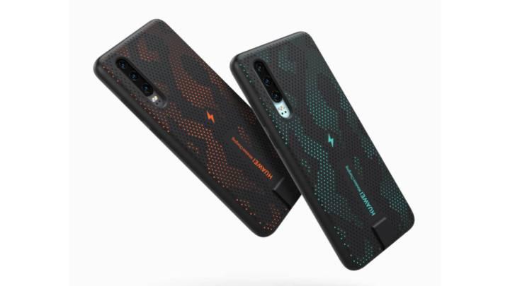 Huawei P30 Wireless Charging Case 1