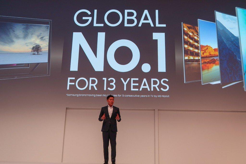 [Samsung Forum 2019] Samsung Pamerkan Beragam Inovasi Terbaru dari Kategori TV dan Home Appliance 17 Home Appliance, samsung, Samsung Forum 2019, Samsung QLED TV, tv
