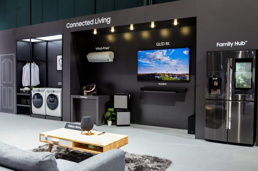 Samsung Connected Living