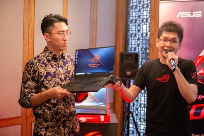 ASUS ROG Zephyrus Berbasis Intel Core Generasi Ke-9 dan AMD Ryzen 7 Siap Hadir di Indonesia 1