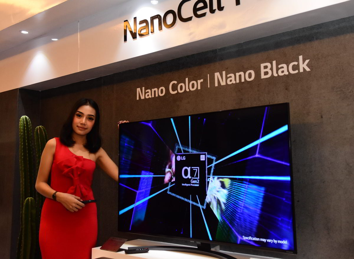 LG Perkenalkan Koleksi Produk Elektronik Rumahan dengan Kecerdasan Buatan & IoT untuk 2019 11
