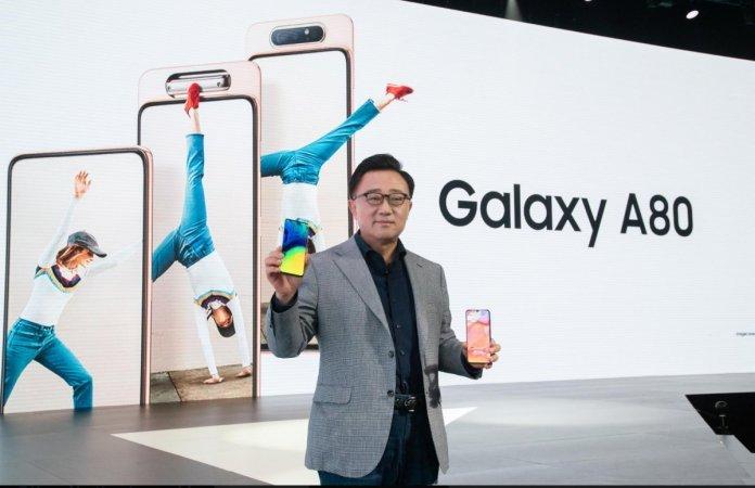 Resmi Diumumkan, Samsung Galaxy A70 dan Galaxy A80 Siap Hadir di Indonesia 1