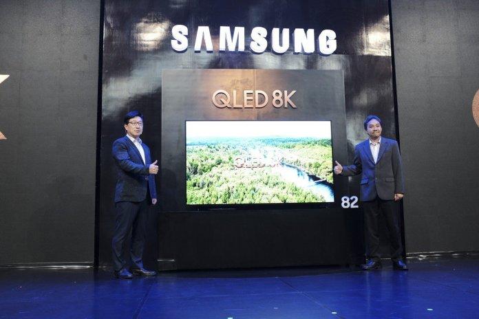 Resmi Hadir di Indonesia, Samsung QLED 8K TV Dijual Mulai dari 80 Jutaan Rupiah