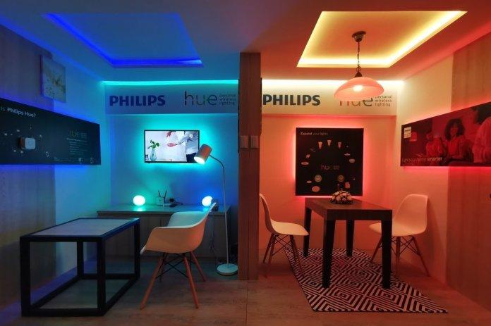 Lampu Canggih, Philips Hue, Kini Bisa Dibeli di Jaringan Distribusi Erajaya 1