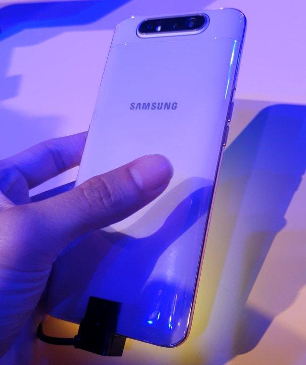 Resmi Diumumkan, Samsung Galaxy A70 dan Galaxy A80 Siap Hadir di Indonesia 3
