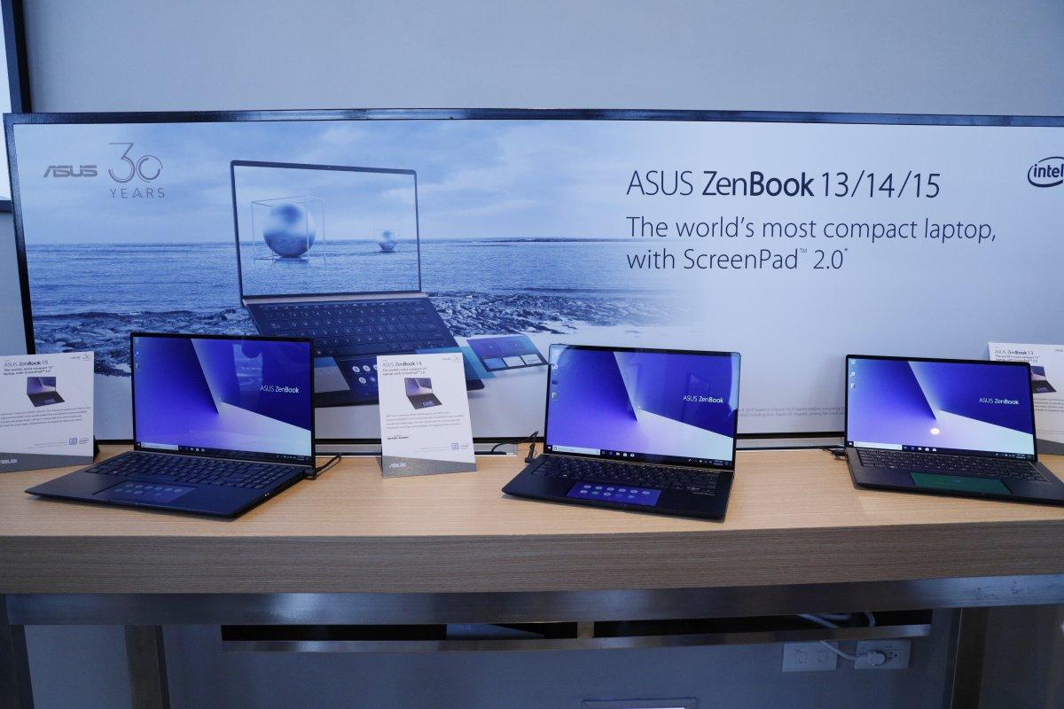 ASUS ZenBook 13 14 15 1