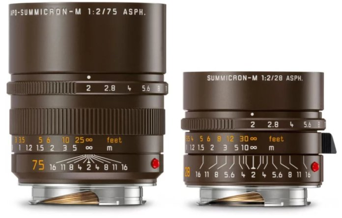 Leica M Monochrom Drifter Set: Bodi Berlapis Kulit Ular Piton, Terbatas Hanya 125 Unit 3