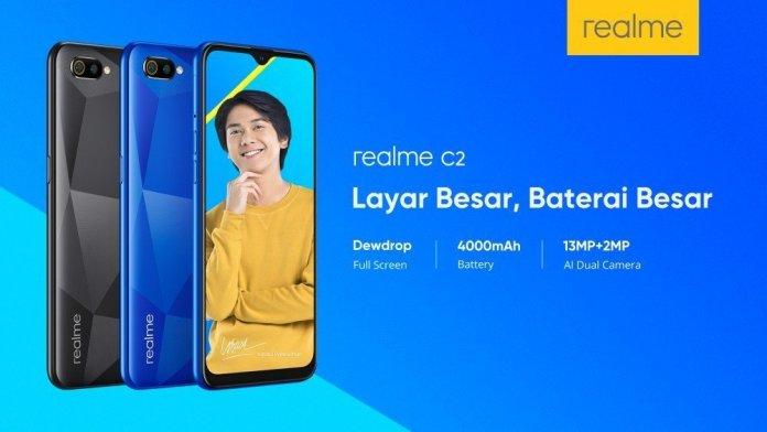 Promo Ramadan, Realme C2 Dijual dengan Harga Mulai dari 1,2 Juta Rupiah 2