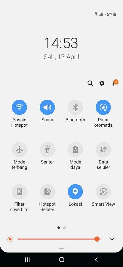 Samsung Galaxy A30 OneUI (3)