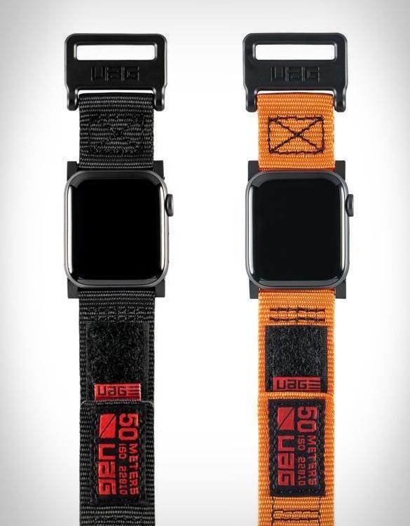UAG Active Band: Strap Paling Tangguh untuk Apple Watch 2
