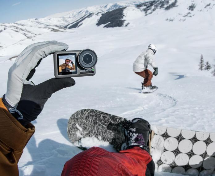 DJI Osmo Action: Kamera Aksi Perdana DJI, Penantang GoPro HERO7 Black 2