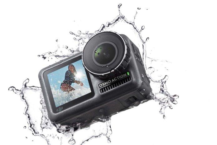 DJI Osmo Action: Kamera Aksi Perdana DJI, Penantang GoPro HERO7 Black 4