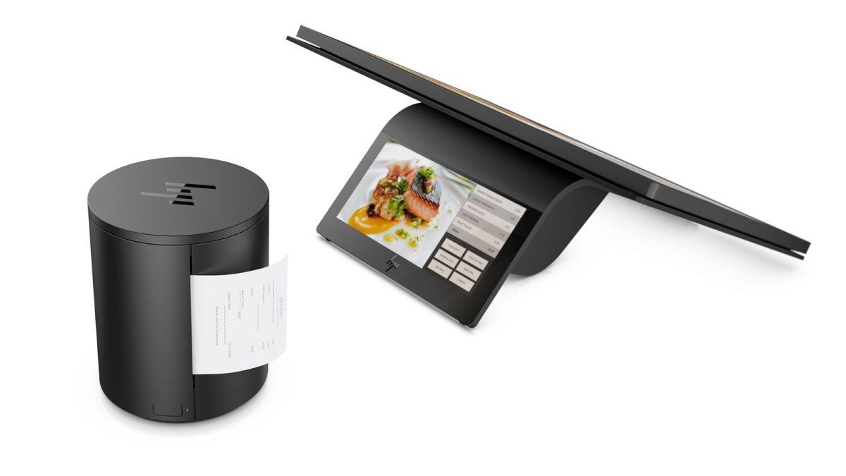 printer receipt hp engage one prime
