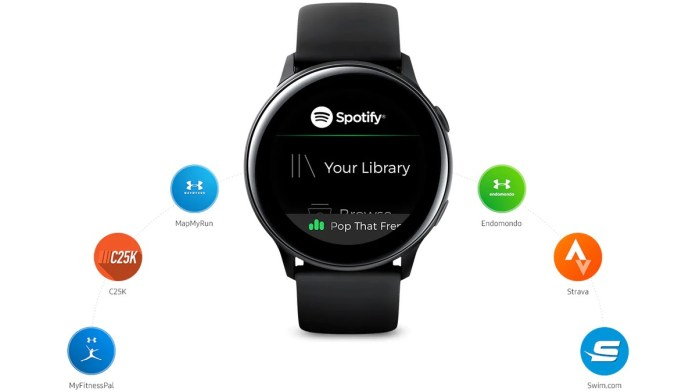 Review Samsung Galaxy Watch Active: Desain Lebih Minimalis, Tetap Fungsional 2