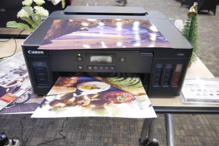 Datascrip Hadirkan Solusi Hemat Cetak Banyak Lewat Canon PIXMA Ink Efficient G6070, G5070, GM2070 dan Pixma TS707 4
