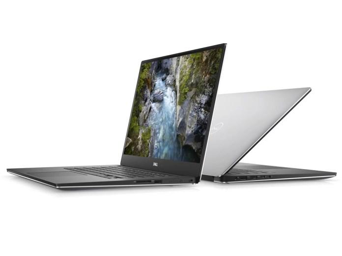 [Computex 2019] Dell XPS 15 2019: Laptop Multimedia dengan Opsi Layar 4K OLED dan GPU Nvidia GeForce GTX 1650 1